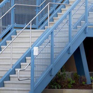 Stair Treads & Landing Platforms
