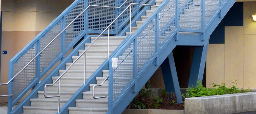 Stairs, Treads & Landings