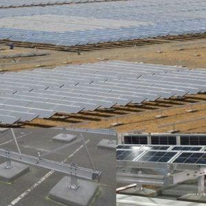 Solar Ballast Blocks